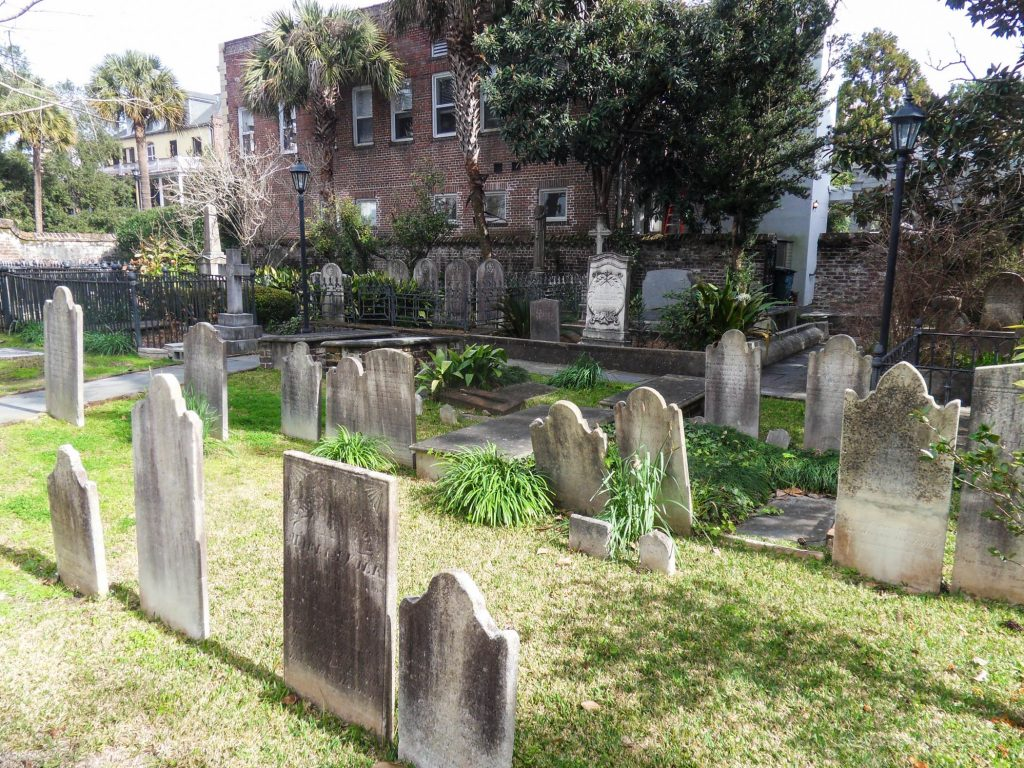 Charleston Cemeteries 07