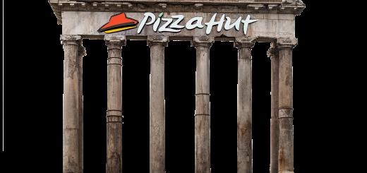 Pizza Hut Ruins