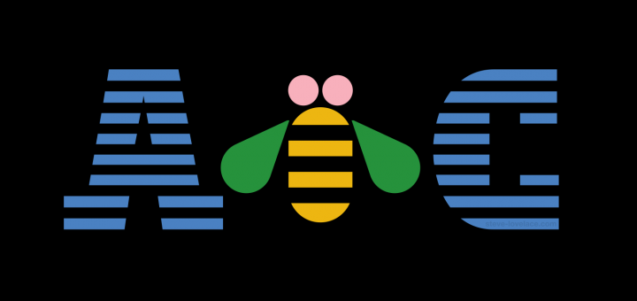 Paul Rand IBM Spelling Bee