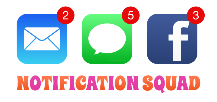 Notification Squad Icons