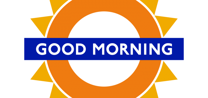 Good Morning Roundel