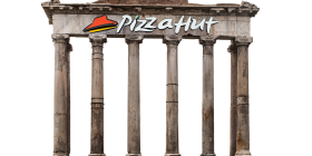 Pizza Hut Ruins