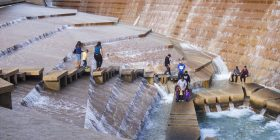Fort Worth Water Gardens 9